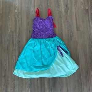 Disney Little Mermaid Inspired Dress-Adult